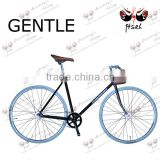 Inquiry About SUPER GENTLE! 700C road bicycle, gentle vintage fixed gear bicycle
