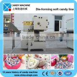 T400 Die Cut Soft Toffee Candy Making Machine                                                                         Quality Choice
