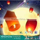 Flying paper wish SKY lantern/biodegradable chinese lantern                                                                         Quality Choice