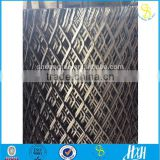 Small hole expanded metal mesh, metal diamond wire mesh fence, heavy duty expanded metal mesh(Manufacture)