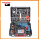 13 mm Impact Drill Machine Kit with Reversible Function + 101 Accessories-TX-JIZBH-13mm(980W)
