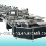 Automatic t shirt screen printers for sale,automatic textile screen printing machine