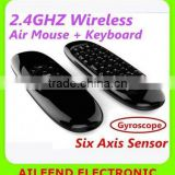 c120 For Android PC Keyboard Remote Air mouse learning function remote control