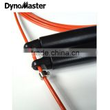 dynomaster skipping rope with bearings Wholesale Crossfit Adjustable Speed Skipping Rope