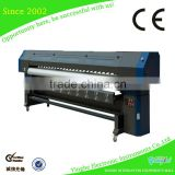 large format outdoor digital printing machine