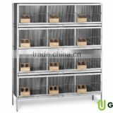 Inquiry about Pigeon cage 12 compartments