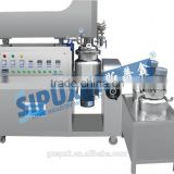 Vacuum Emulsifying mixing bar soap making machine