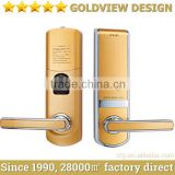 Rf Card Hotel Door Locks,Password Door Locks,Stainless steel locks,Luxury Entrance Lock,Medium-sized Mortise Lock