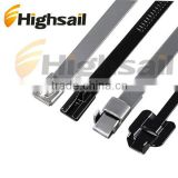 stainless steel band cable ties