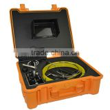 20m Cable length Sewer Camera of Pipe Inspection Camera System with Keyboard 710DNK sewer camera for sale