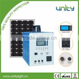 Alternative Energy Generators Solar System Home with 100W Solar Panel