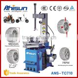 Motorcycle electrical bike tire changer ,china tire changer,used tire changer machine for sale 3 years warranty