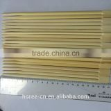 Hot selling disposable Bamboo Chopsticks, half paper sleeves wrapped, full sealed, rikyu, genroku, disposable bamboo chopsticks