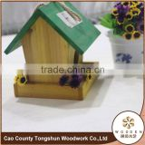 Hanging Bamboo Cheap Bird Cages Wooden Bird House