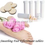 OEM diabetic foot care foot spa tablet