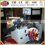 High precision auto wax crayons labelling machine crayons labelling machine labelling machine