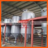 30t/d Rubber seed oil mini refinery /oil refine machine/oil refinery equipment