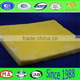 Certificated organic yellow beeswax slabs natural bee wax wraps