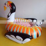 190cm Giant Colors Swan Float Inflatable Pvc Pool float Swimming Toy Water Sports For Pool Party Play