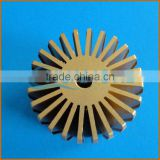 alibaba china haida brand 6063-t5 anodized aluminium extrusion heat sink profile manufacturer
