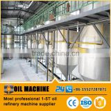 1-5TPD Small Scale Palm Oil Refining Machinery Palm Oil Processing Machine