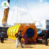 Good comment waste tire to oil pyrolysis machine
