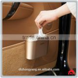 Mini Auto Car Vehicle Trash Rubbish Dust Can Litter Garbage Holder Container Bag Bin