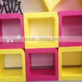 EPP material Colorful storage /seating blocks