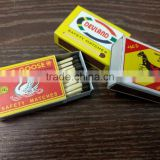 Safety Matches Match Box Kitchen Matches