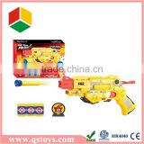 Plastic bullet toy gun with EN71