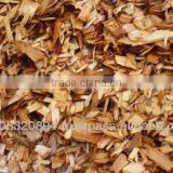Wood chips from Latvia