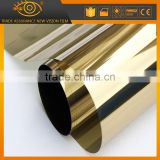 1.52*30m rolls colors available glass decorative film, hot selling glass sun protection film