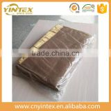 Good quality blanket camel Wool Comfortable Blanket