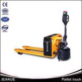 General Machinery Tool 1.5T Manual High Lift Hydraulic Jack Walking Semi Electric Pallet Truck for Sale