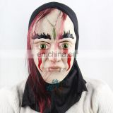 high quality halloween mask scary latex