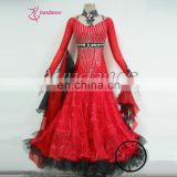 Beautiful 100% Ballroom Kebaya Modern Dresses B-12666