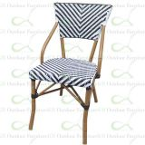 All-weather Aluminum Outdoor Commercial Restaurant Chairs