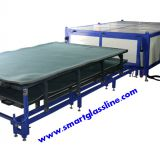 Tempering China madeTwo Layers Laminated Glass Oven Glass Laminating Oven