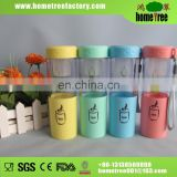 PP/AS 300ml Handstand Wholesale Thermos Tall Tea Cup With Infilter