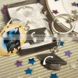 Graduation Cap Key Ring Favors