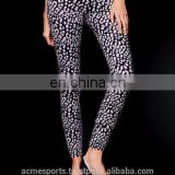 custom sublimation printing women leggins