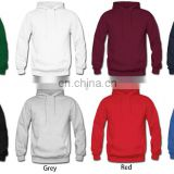 wholesale hoodies - Customized Cotton Fleece Hoodies/ Wholesale Plain Hoodies