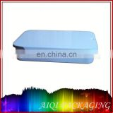 4 color printing metal box matel tin can for Collar Cleaner