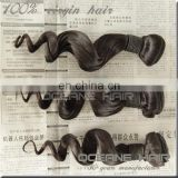 Most fashionable large stock super quality loose wave