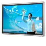 QEOYO 55 inch interactive touch panel multimedia teaching machine touch display