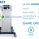 GOMECY focusing RF slimming machine for body and face UK original