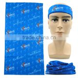 Sublimation printing Produce Polyester Fabric Seamless Sweat absorb Yoga Headband                                                                         Quality Choice