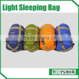 Customize Nylon Envelope Lightweight Ultralight Sleeping Bags 700g                                                                         Quality Choice