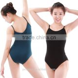 Beijing Factory Direct Sale Classic Adult Camisole Ballet Leotard and Gymnastics Leotard
