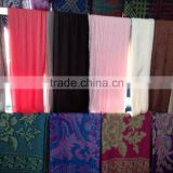 0.63USD Factory Supply Assorted Cheappest Stock Newest Fashion Beautiful Ladys Modal Scarf ( kcwj003 )